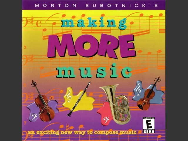 Making More Music (1998)