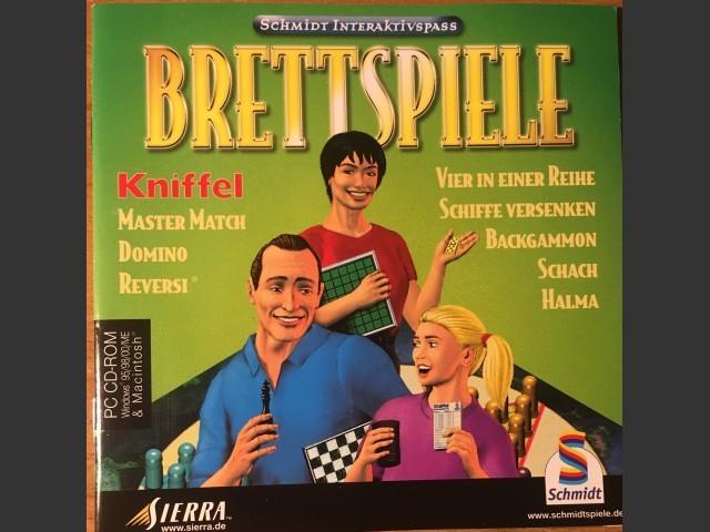 Schmidt Interaktivspaß: Brettspiele (2001)