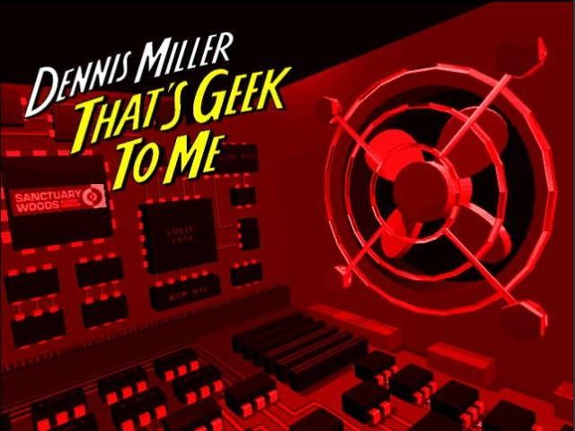 Dennis Miller: That's Geek to Me (1994)