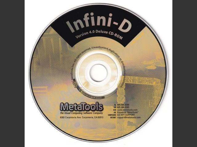 Infini-D 4.0 (1997)