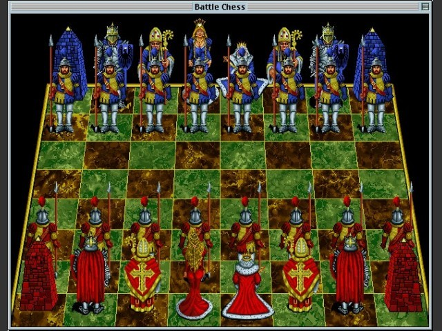 Battle Chess Enhanced CD-ROM (1992)