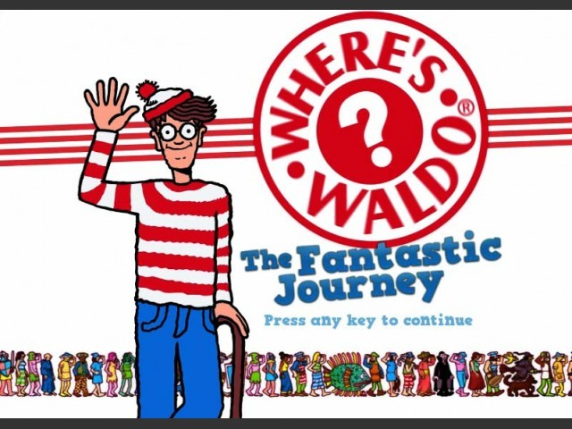 Where's Waldo?: The Fantastic Journey (2009)