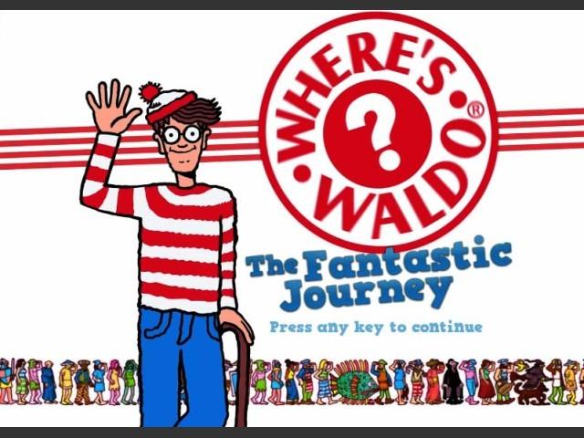 Where's Waldo?: The Fantastic Journey (2009)