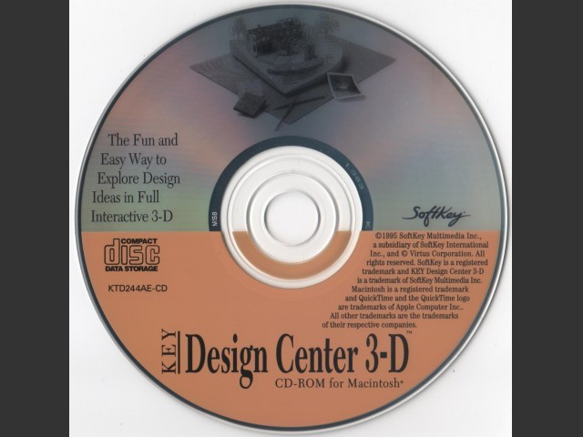 Key Design Center 3-D (1995)