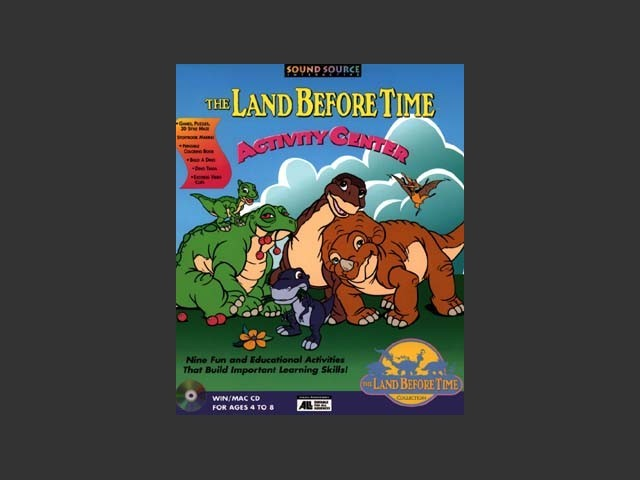 The Land Before Time Activity Center (1997)