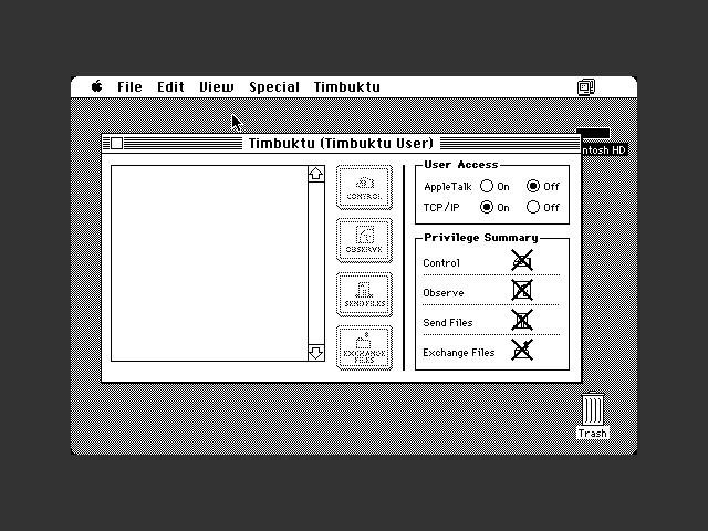 Timbuktu Pro 1.0 (1994)