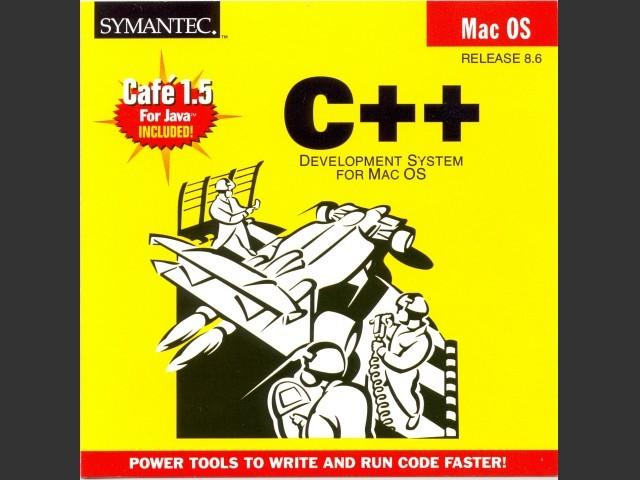 Symantec C++ 8.6 (1997)