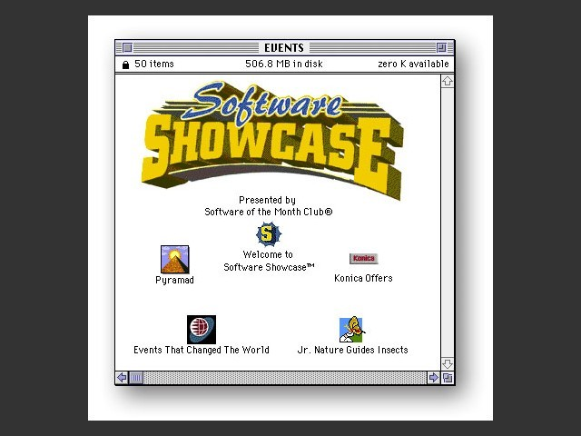 Software Showcase 240 (1997)