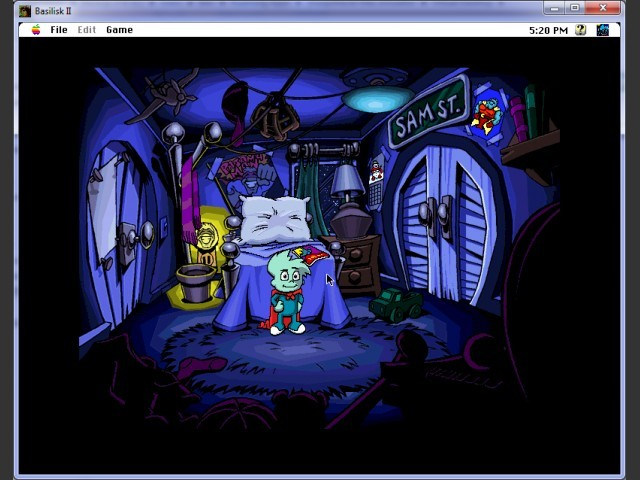 Pajama Sam: No Need To Hide When It's Dark Outside (1996)