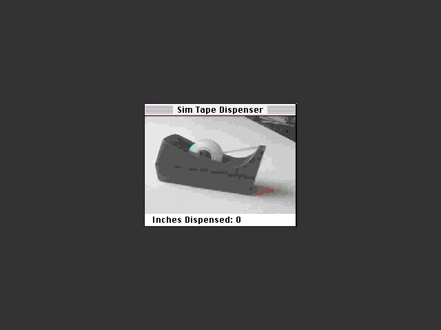 Sim Tape Dispenser (1998)