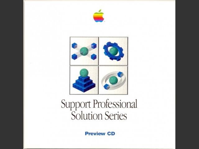 Support Professional Solution Series (1994)