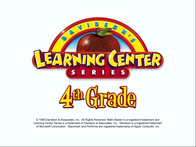 Learning Voyage Grade 4: Swamped! (aka Davidson's Learning Center Series: 4th Grade) (1998)
