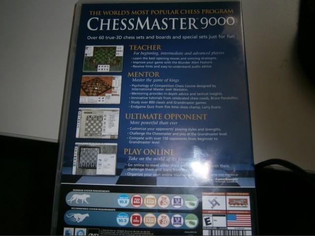 Chessmaster 9000 (2004)