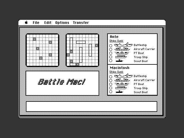 Battle Mac (1987)