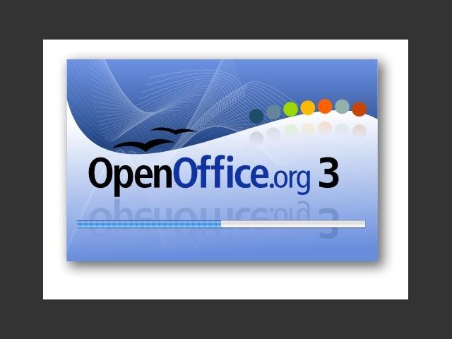 OpenOffice 3 Starting