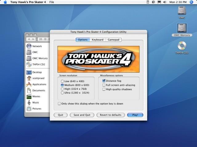 Tony Hawk's Pro Skater 4 (2002)