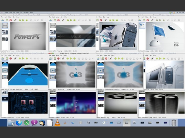 PowerPC Wallpapers (0)