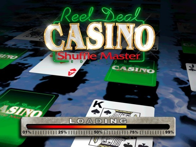 Reel Deal Casino: Shuffle Master Edition (2004)