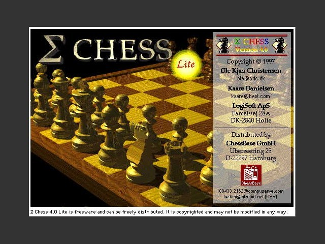 Sigma Chess (1998)