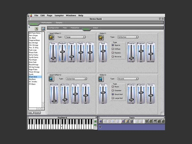 BitHeadz Unity DS-1 (1998)