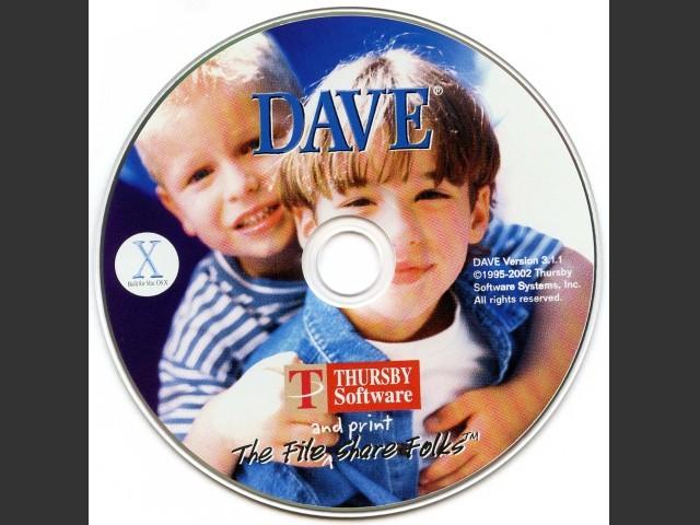 Dave 3.1.1 (2002)