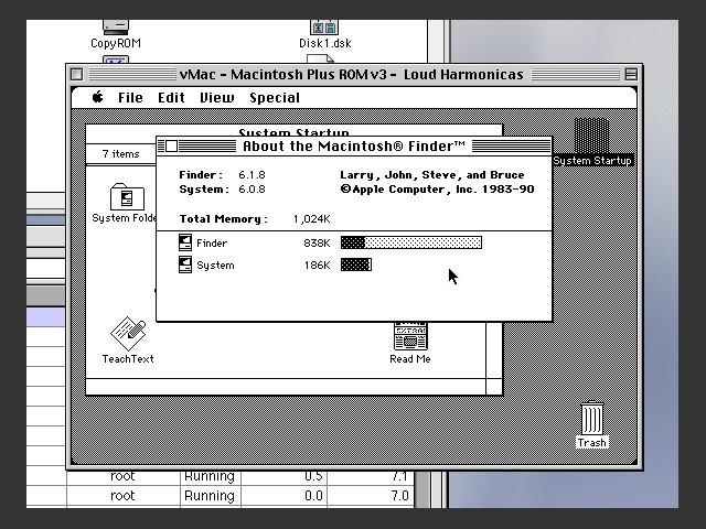 Mac OS 6.0.8 (1991)