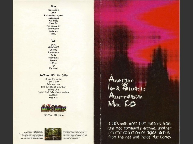 Another Ian & Stuart's Australasian Mac CD (1994)
