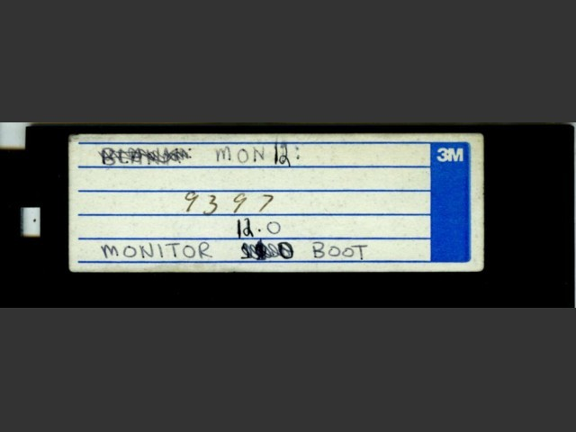 Lisa Monitor 12.0 (0)