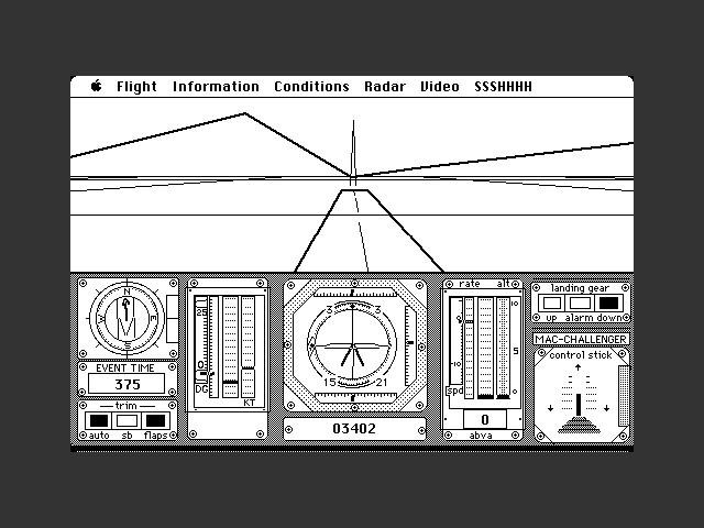 Mac-Challenger (1985)