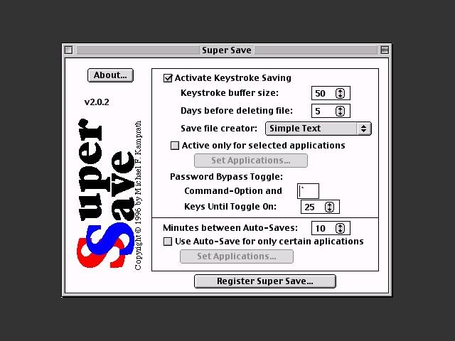 Super Save (1998)