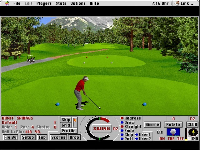 Links Pro (1995)