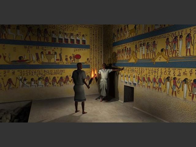 Egypt 1156 B.C.: Tomb of the Pharaoh Screenshot 1