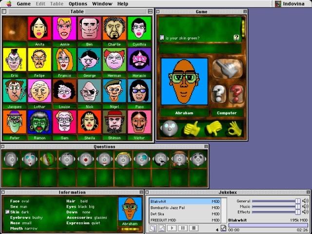 Indovina 1.0 (1999)