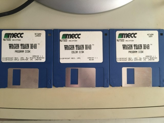 the disks