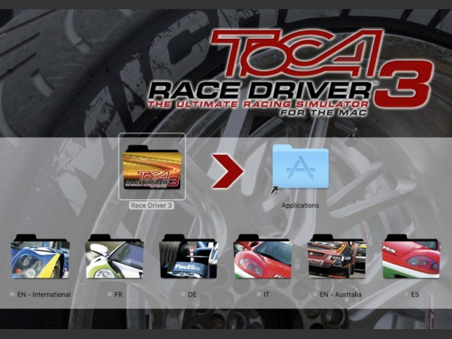 TOCA Race Driver 3: The Ultimate Racing Simulator (2008)