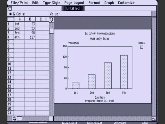 LisaGraph 2.0 (1983)