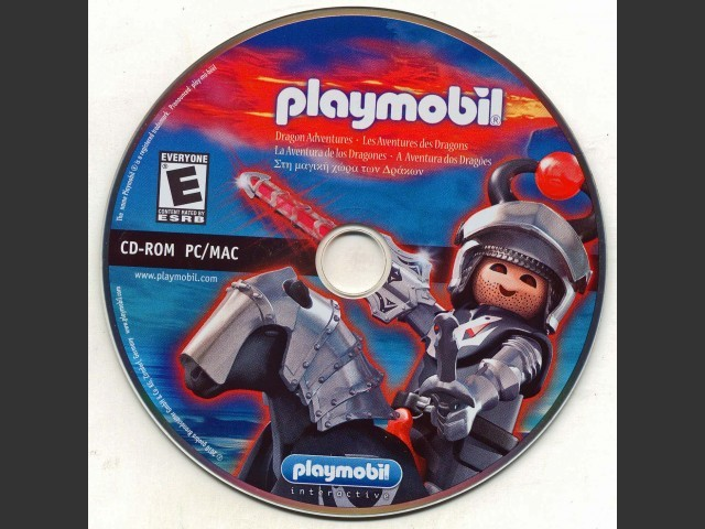 Playmobil Dragon Adventures (2009)