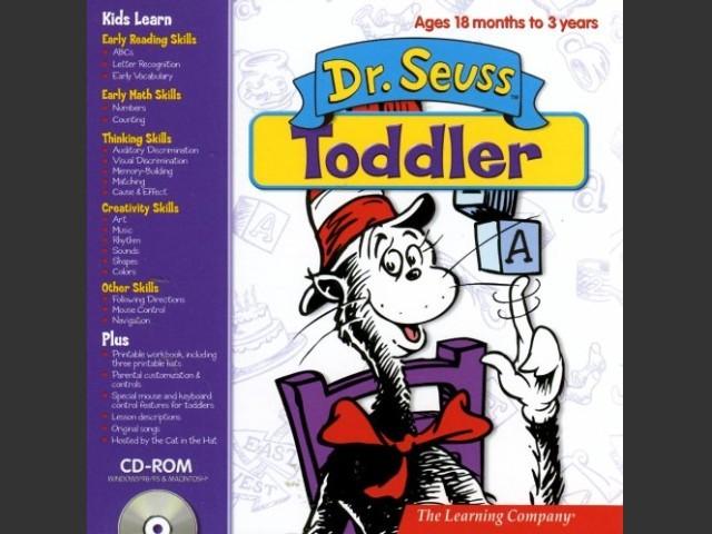 Dr. Seuss Toddler (1999)