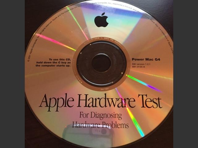 AHT for PowerMac G4 1.2.1