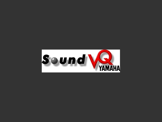 Yamaha SoundVQ Suite (2001)