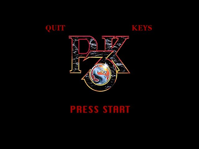 Pong Kombat 3 (1996)