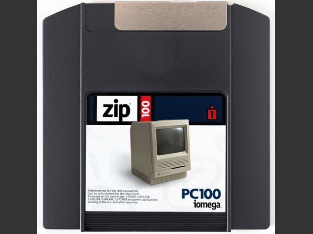 System 6.0.8, 7.0.1, 7.1, 7.5.5 boot disk images for SCSI ZIP drives (hand-made) (2017)