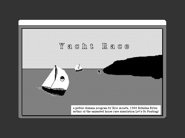 Yacht Race (1988)