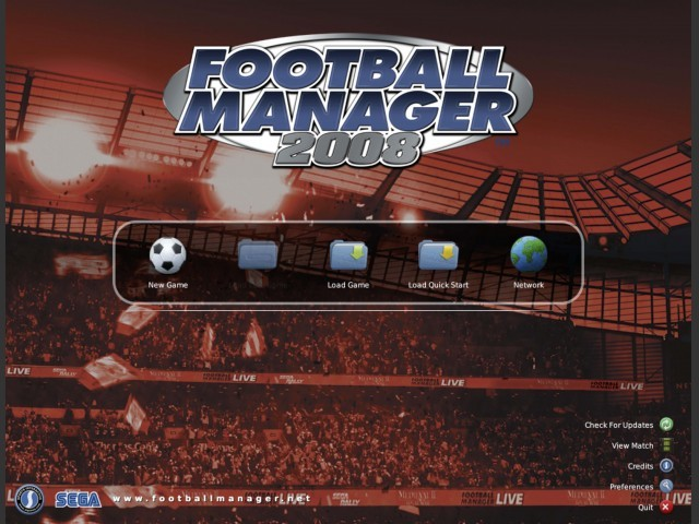Football Manager 2008 (2007)
