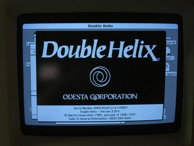 Double Helix (1986)