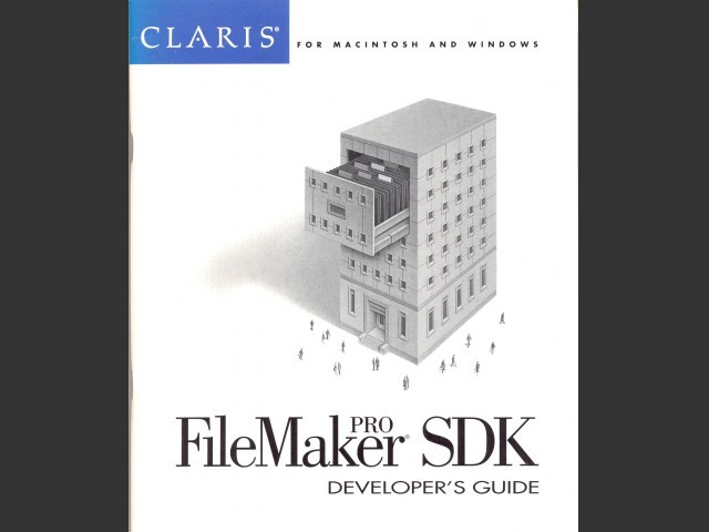 FileMaker Pro 3.0 Solutions Distribution Kit (1996)