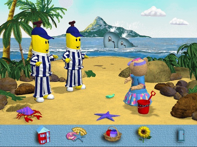 Bananas in Pyjamas: It's Fun Time (1997)
