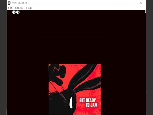 Space Jam Screensaver (1996)