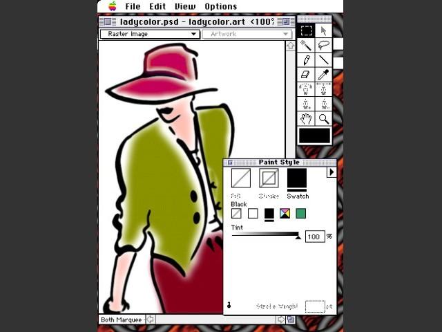 Adobe Streamline 4.0 (2000)