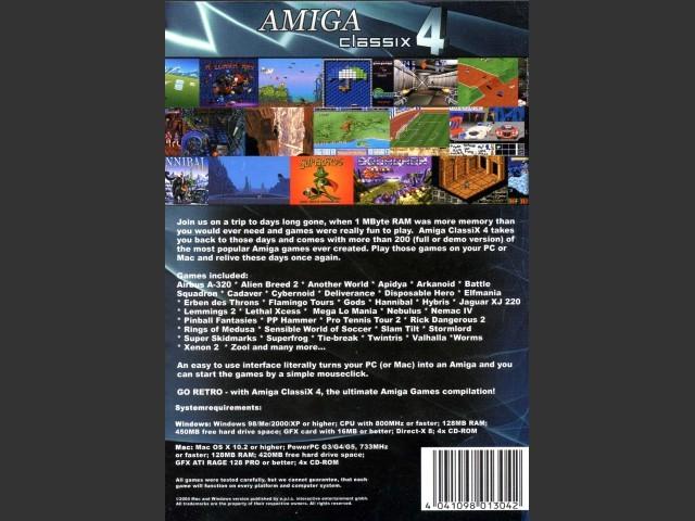 Amiga ClassiX 4 - Macintosh Repository